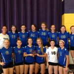 JV Volleyball Takes 1st at Potosi Tournament