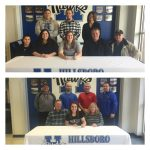 Dye & King sign with Fontbonne & MAC
