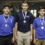 Hawks win JCAA golf tournament
