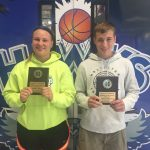 April Student Athletes of the Month