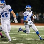 Hillsboro runs past De Soto, claims second successive conference title