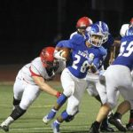 Hillsboro's Michael Keller gains 443 yards and scores 7 TDs as Hawks end Sikeston's district run