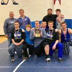 JV Wrestlers Win Parkway South Tournament