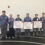 Hawks finish 3rd at Districts