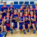 Hawks walk razor's edge, win district championship