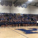 #5PrepRally at Hillsboro High School