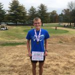 State XC Koester Places 19th at State Vaughn 46th