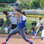 Hawks Varsity Softball Suffers Saturday Blues as They Drop Two Games at Home