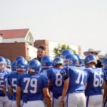 HILLSBORO FRESHMAN FOOTBALL TEAM HOLDS ON FOR VICTORY OVER FARMINGTON