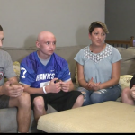 Players rally around teammate fighting cancer (KSDK STORY)
