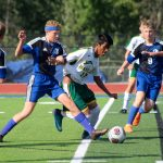 Hillsboro JV Soccer Drops First Contest at Union Tournament
