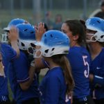 Fives Were Wild in JV Hawks Softball Victory Over North County