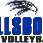 Varsity Volleyball Hawks Take Tigers to Three Sets but Lose on the Road