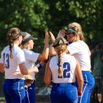 Hillsboro Varsity Softball Loses One Run Contest at Parkway South