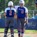 HHS Varsity Softball Breaks Open Game in Sixth to Defeat Windsor