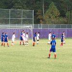 Hawks Varsity Soccer Team Goes 1-1-1 at Laker Shootout in Camdenton