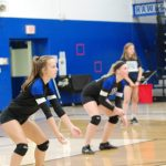 Hillsboro Freshman Volleyball Loses at Home to Union