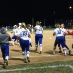 Nothing Came Easy in Hawks Semifinal District Softball Win Over Windsor