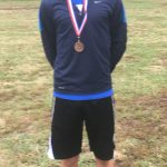 Hillsboro Boys Cross Country Teams Compete at JCAA Conference Meet; Wright is All-Conference