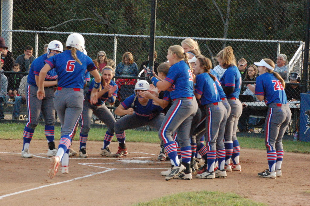 Hawks Softball Heads to Quarterfinals After Sectional Win Over Perryville