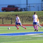 Big Three-Goal Second Half Helps Hawks Varsity Soccer to Victory Over St. Mary's