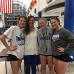 Senior Night is Successful for Hillsboro Varsity Volleyball
