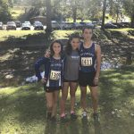 Hawks Cross Country Sends Three to Sectionals