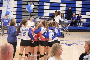 Varsity Volleyball Senior Night (20 Photos)
