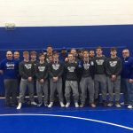 Hawks Wrestlers Finish in Third Place at Don Fuhrmann Duals