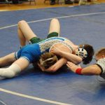 Hawks Drop Two Duals at Home to DeSoto and Festus