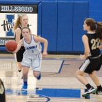 HHS Freshman Girls Have Tough Outing Against Farmington
