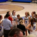 HHS JV Girls Hang On in the Fourth Quarter for Win at Festus