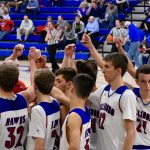 Warriors No Match For Hillsboro as Hawks Win on the Road, 77-56