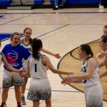 HHS JV Girls Lose by One Point in Shortened Basketball Contest