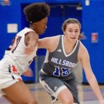 Final Score not Indicative of Hillsboro Varsity Girls' Fight in Loss to Cape Central