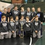 Hillsboro Wrestlers are Impressive and Place Second at Bob Georger Classic