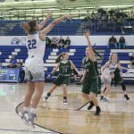 HHS Varsity Girls Lose to Fox But Defeat Windsor; Face DeSoto Tonight