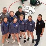 Hillsboro Girls Wrestling Finishes Historic Season