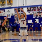Hawks Varsity Boys Win Tenth Straight Game After Defeating Seckman by 30 Points