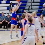 Lady Hawks' Season Ends With First Round District Defeat to Pacific