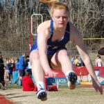 Hillsboro Varsity Girls Track & Field Competes at Jefferson Invitational; Earns Third Place