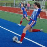 Hawks Varsity Soccer Shakes Off Sluggish Start to Open Tournament With a Victory