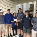 Hawks Linksters Bring Home Second Place Trophy at JCAA Conference Golf Tournament