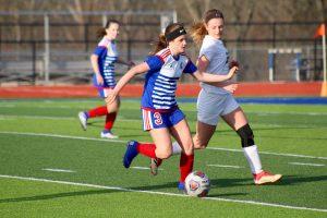 Varsity Girls Soccer Gallery (60 Photos)