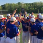 Hawks Sweep Through District Foes to Earn Class 5, District 1 Tournament Title