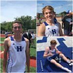 Readnour, McNees, & Wright Head to State This Weekend Representing Hillsboro Boys Track & Field