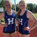 Roland Sisters Will Represent Hillsboro at State Track & Field Meet This Weekend