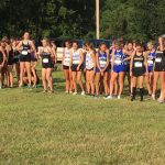 HHS Varsity Girls Place Fifth to Open Season at Fleet Feet Classic