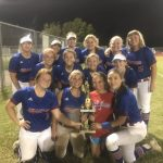Hawks Get Oh-So-Close to Parkway Softball Tournament Championship; Finish in Second Place