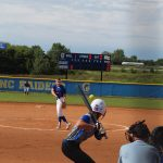 HHS Varsity Softball Does Early Damage in Ten-Run Win Over St. Vincent
